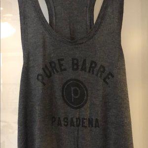 Pure Barre Location Tank- Pasadena